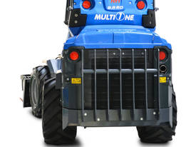 New Multione SD Series Mini Loaders - picture3' - Click to enlarge