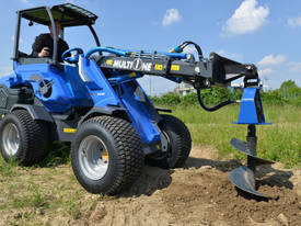 New Multione SD Series Mini Loaders - picture7' - Click to enlarge