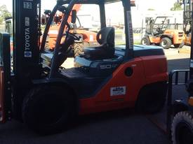 HYSTER NISSAN  TOYOTA  5TON DIESEL HIRE OR BUY  - picture2' - Click to enlarge
