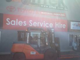 HYSTER NISSAN  TOYOTA  5TON DIESEL HIRE OR BUY  - picture6' - Click to enlarge