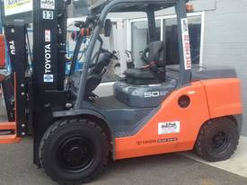 HYSTER NISSAN  TOYOTA  5TON DIESEL HIRE OR BUY  - picture0' - Click to enlarge