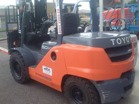 HYSTER NISSAN  TOYOTA  5TON DIESEL HIRE OR BUY  - picture11' - Click to enlarge