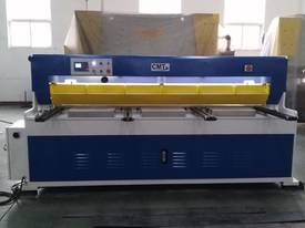 CMT HYDRAULIC GUILLOTINE | 6MM CAP | 2500MM LENGTH | PROGRAMMABLE BACK GAUGE - picture0' - Click to enlarge