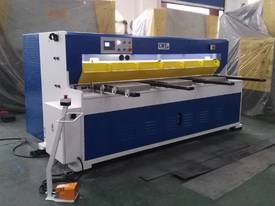 CMT HYDRAULIC GUILLOTINE | 6MM CAP | 2500MM LENGTH | PROGRAMMABLE BACK GAUGE - picture3' - Click to enlarge