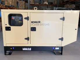 Kohler KM17M 17VA Diesel Generator Water Cooled | Single Phase | 4 Off Grid Solar | - picture1' - Click to enlarge