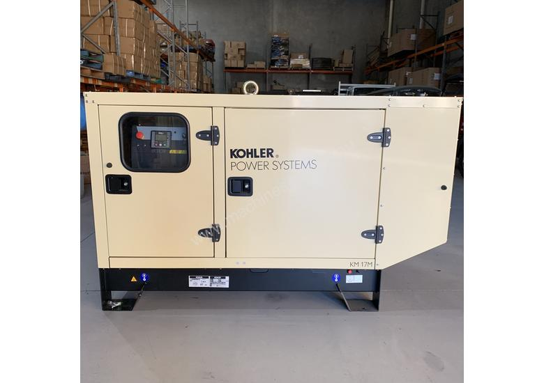 Kohler KM17M 17VA Diesel Generator Water Cooled | Single Phase | 4 Off Grid Solar |