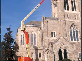 800AJ Articulating Boom Lift JLG  - picture5' - Click to enlarge