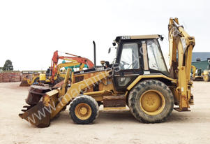 CAT 428B BACKHOE LOADER