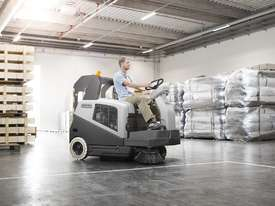 Nilfisk S.W5500 Hybrid powered sweeper Battery, LP - picture2' - Click to enlarge