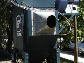 USED 8000 CFM DUST COLLECTOR