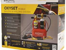 1811167-1 Professional Oxyset Portable Brazing & Welding System - picture2' - Click to enlarge