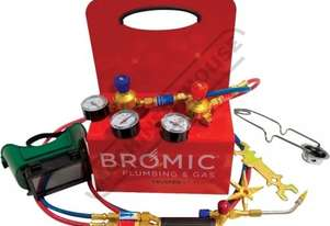 1811167 Professional Oxyset Portable Brazing & Welding System