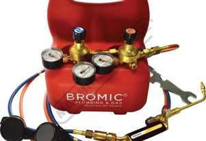 1811167-1 Professional Oxyset Portable Brazing & Welding System