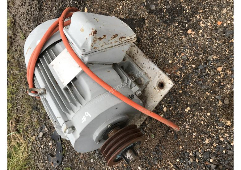 Used Toshiba D160 Electric Motor In Evans Plains Nsw