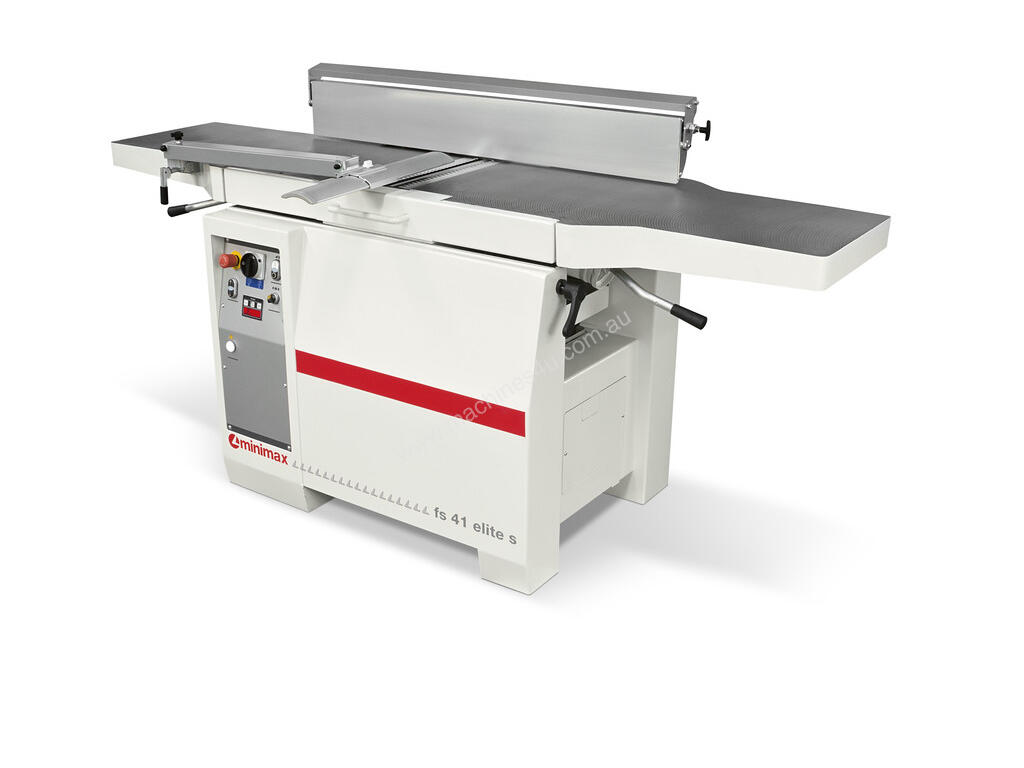 41 Elite new minimax fs41 elite planer/thicknessers in kings park, nsw