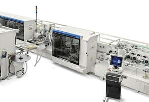 SCM Stefani Evolution SB ONE Production Edge Banding Machine