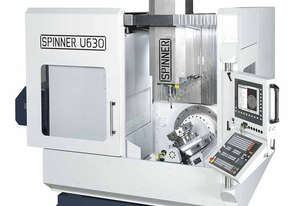 Spinner Milling Machining Centers GERMAN MADE