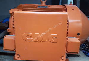 cmg 90 kw electric motor -brand new