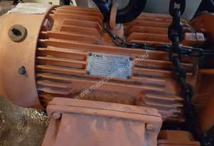 CMG 15 kw electric motor -brand new