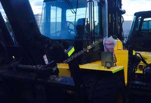 hsyter 16 ton empty container handler or fork