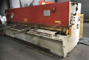 Just In - 4000mm  x 6.5mm Hydraulic Guilloitne