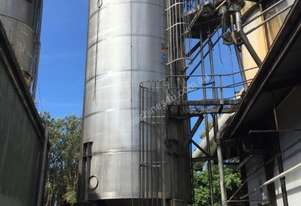 SILO - STAINLEES STEEL 150 Tonne
