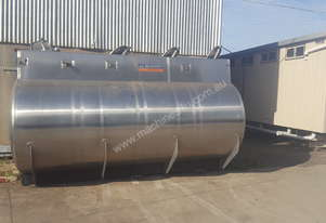 stainless steel tank 10,500 ltr Byford