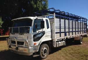 Fuso Fighter 1627 Stock/Cattle crate Truck