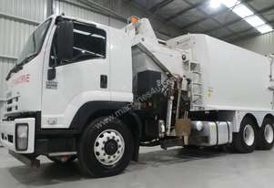 Isuzu FVY1400 Waste disposal Truck