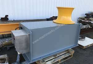 10T Capstan Winch - Electric