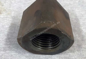 C21119, C21170 Bottom nut for through bolt on Soosan SB60 Rockbreaker
