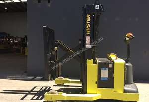 Hyster   WALKIE REACH STACKER