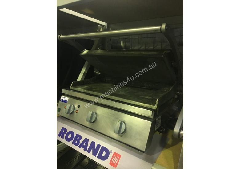 Roband Grill Station - Bottom plate doesn't heat up! GSA810S