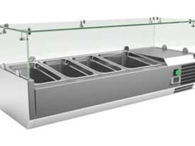EXQUISITE COMMERCIAL KITCHEN INGREDIENT COUNTER TOP CHILLERS - picture0' - Click to enlarge