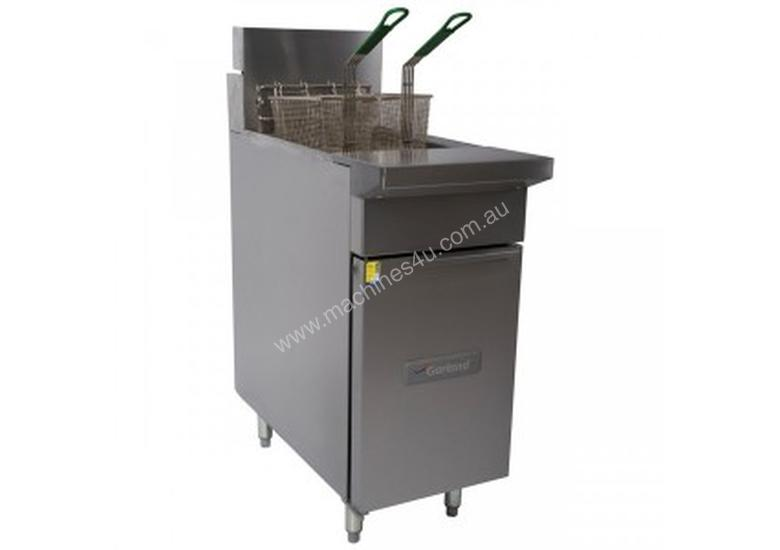 Garland Single Bowl Double Basket Deep Fryer GF16FRSE