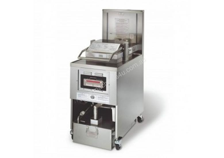 PFG 600 with 8000 Computron Control Four Head Pressure Fryer