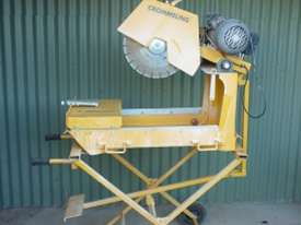 Electric brick saw - picture1' - Click to enlarge