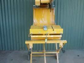 Electric brick saw - picture2' - Click to enlarge