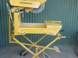Electric brick saw - picture3' - Click to enlarge