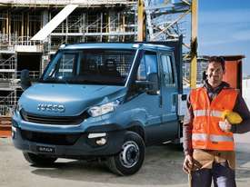 Iveco Daily 50C Dual Cab - picture0' - Click to enlarge