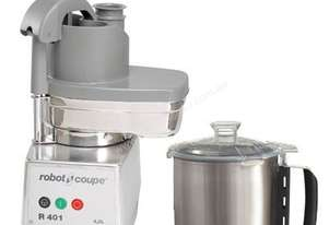 Robot Coupe R 401 Food Processor 4.5 Litre Bowl includes 4 discs