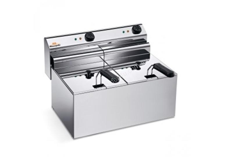 Minneapolis ELDORADO 8x2 Double Basket Fryer - 5 Litre