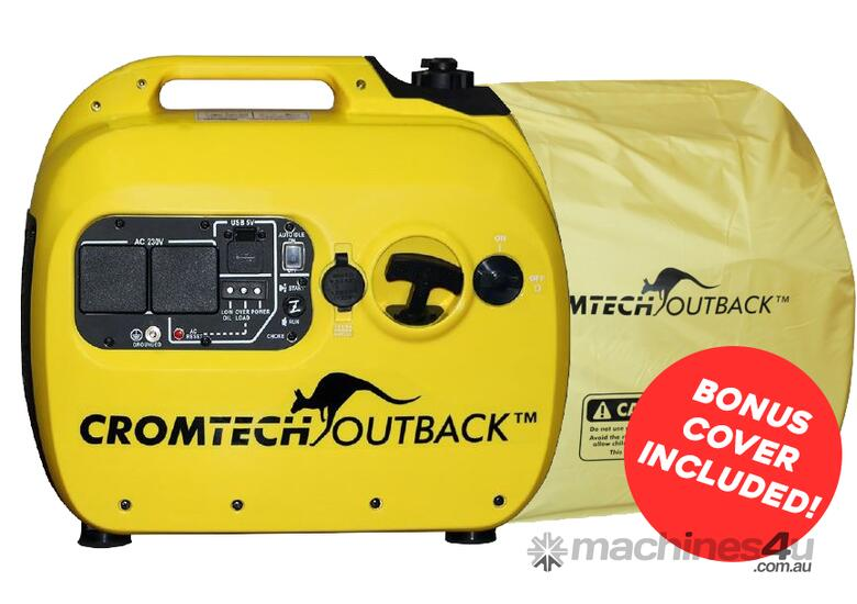 Cromtech Outback Portable Camping Generator - CTG2500i