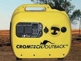 Cromtech Outback Portable Camping Generator - CTG2500i - picture4' - Click to enlarge