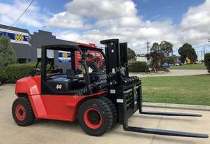 Brand New XF Series Diesel 6.0 Ton  Hangcha Forklift