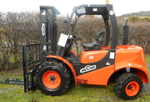 Wecan All Terrain Forklifts