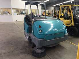 Ride-on Sweeper/Scrubber - picture5' - Click to enlarge