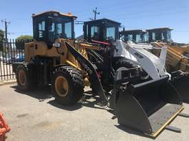 Brand New WCM 920 5ton Wheel Loader Lift Capacity: 1.5Ton - picture0' - Click to enlarge
