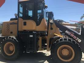 Brand New WCM 920 5ton Wheel Loader Lift Capacity: 1.5Ton - picture2' - Click to enlarge