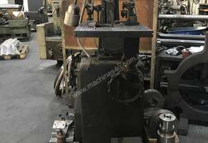 FILING AND SAWING MACHINE
